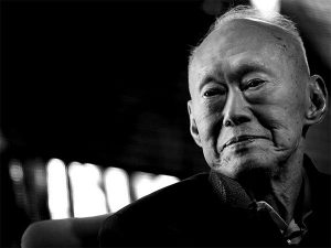 In Memoriam: Lee Kuan Yew, 1923-2015