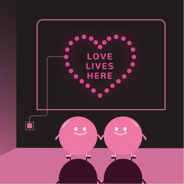 Pink Dot 12: Love Lives Here